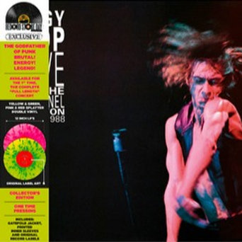 IGGY POP - LIVE AT CHANNEL BOSTON (RSD21)