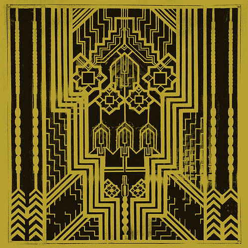 HEY COLOSSUS - IN BLACK & GOLD