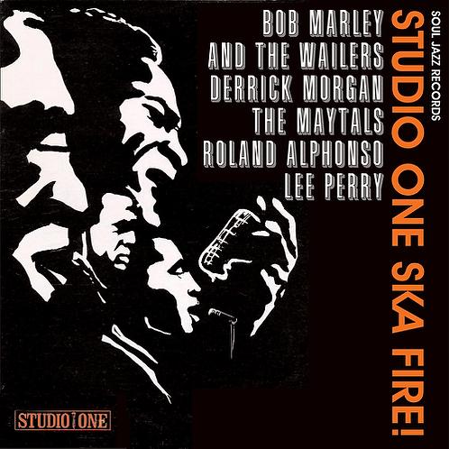 VARIOUS ARTISTS - STUDIO ONE SKA FIRE! (RSD21)