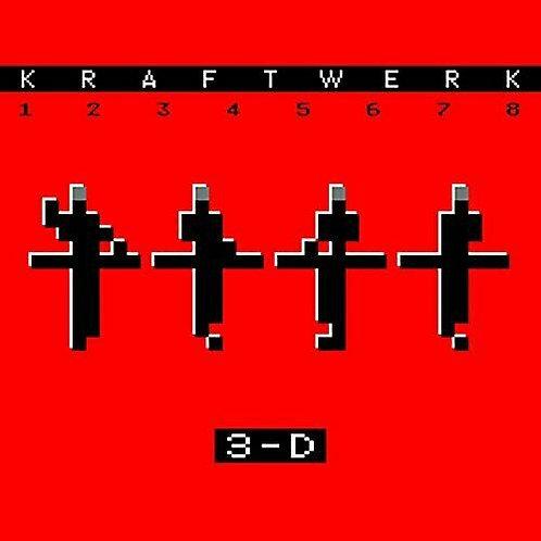 KRAFTWERK - 3-D
