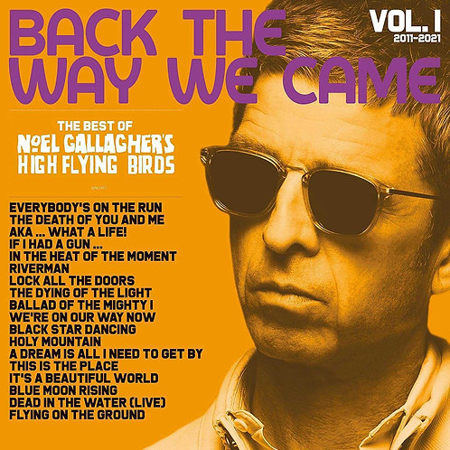 NOEL GALLAGHER'S HIGH FLYING BIRDS - BACK THE WAY WE CAME (RSD21)