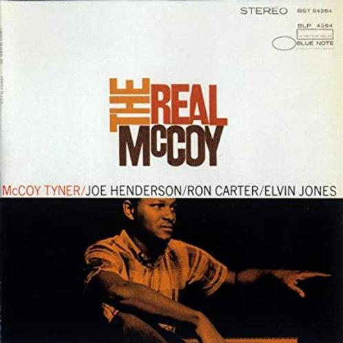 McCOY TURNER - THE REAL McCOY