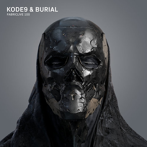 KODE9 & BURIAL - FABRICLIVE100