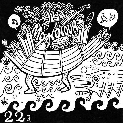 MO KOLOURS – MEROE EP