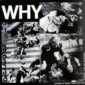DISCHARGE - WHY (EXPANDED)