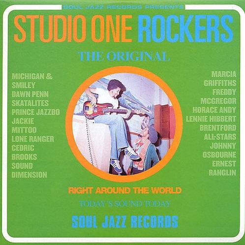 VARIOUS ARTISTS - STUDIO ONE: ROCKERS