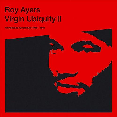ROY AYERS -VIRGIN UBIQUITY II (Unreleased Recordings 1976-81)