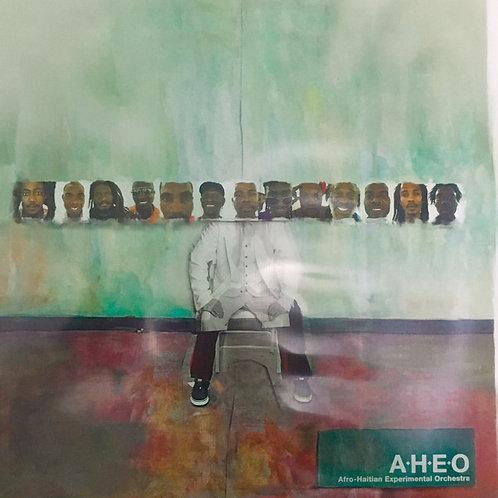 AFRO HAITIAN EXPERIMENTAL ORCHESTRA - A.H.E.O.