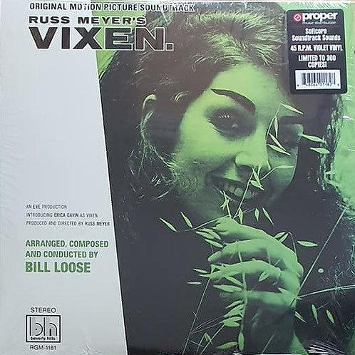 BILL LOOSE - RUSS MEYER'S VIXEN OST