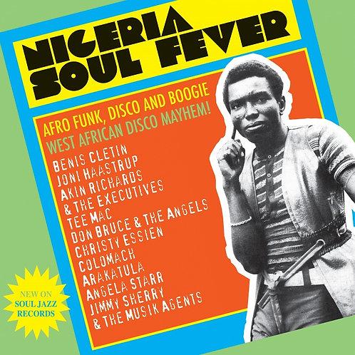VARIOUS ARTISTS - NIGERIA SOUL FEVER