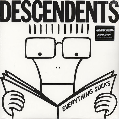DESCENDENTS - EVERYTHING SUCKS (DELUXE EDITION)