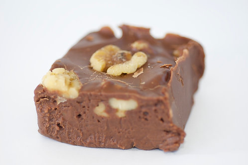 Chocolate Walnut-Fudge 1/4 pound