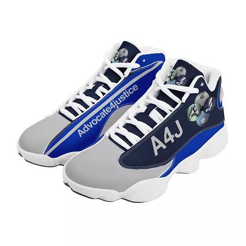 Pre-order: A4J High Top Shoes