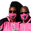 Thumbnail: A4J  Breast Cancer Awareness Mask (Customized)