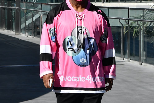 A4J  Breast Cancer Awareness  Jersey (Customized)