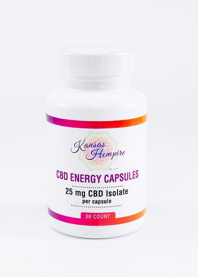 CBD Energy Capsules