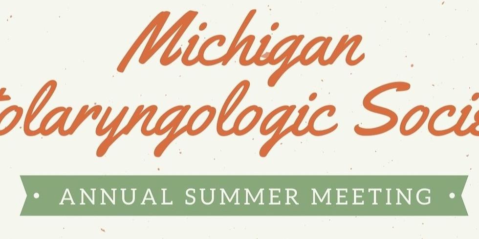Michigan OTO Summer CME Conference