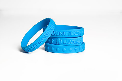 Marian Minute Rosary Bracelet - 100 Pack