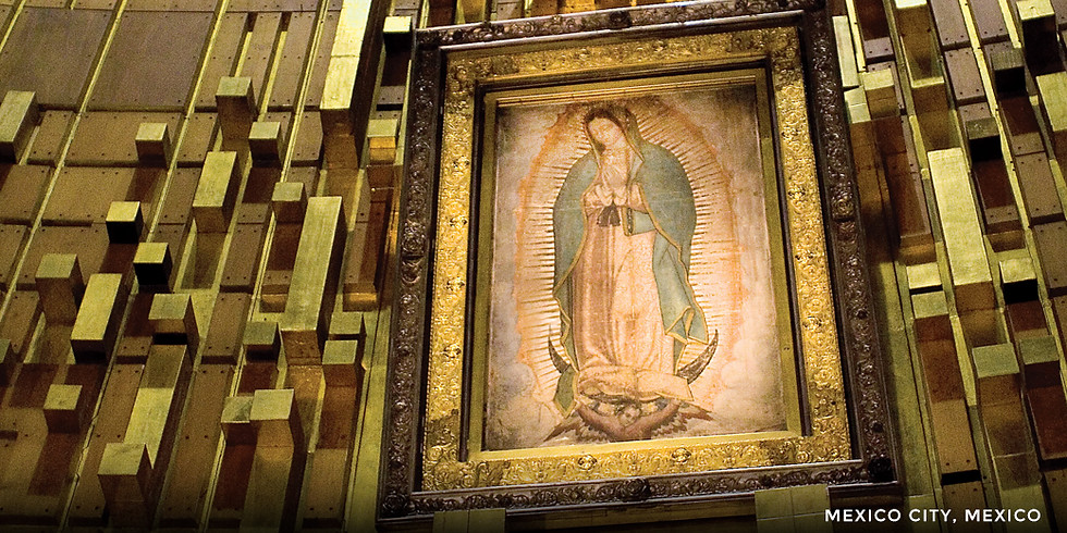 Renew your marriage with Our Lady of Guadalupe
