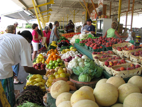 Coronavirus Crisis and Opportunity for Farmers Markets