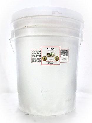 60lb - 2019 Hairy Vetch Honey