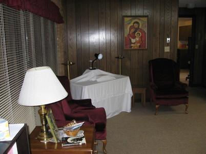 Adoration Room
