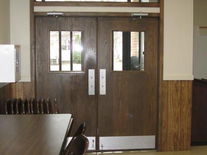 Social Hall Entrance/Exit