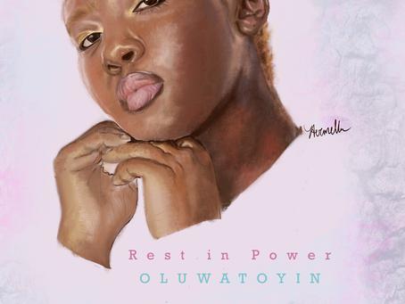 In Remembrance of Oluwatoyin Salau