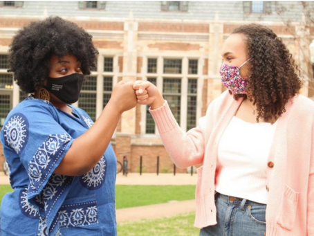 Humans of Vandy: It's Their Time Now: Hannah and Kayla are Ready for a Cultural Shift