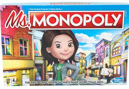 Ms. Monopoly Misses the Point