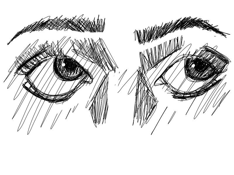 """""""Eyes"""" by Lauren Gaither"""
