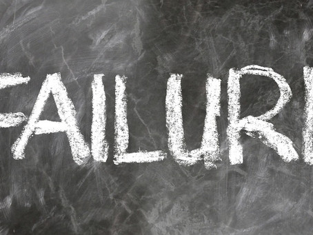 An Open Letter to Failure