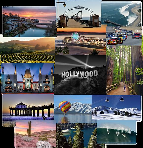 Spirit of California TOUR OF CALIFORNIA