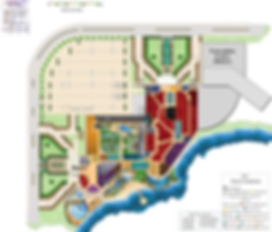 SOC HOTEL & CONVENTION CENTER COMLEX SITE PLAN