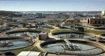 SOC Aecom Blue Plains Wastewater Plant