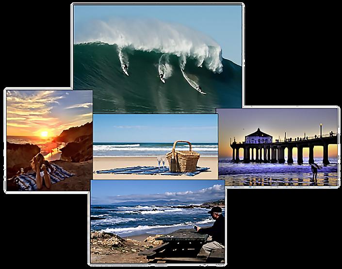 Spirit of California COASTAL BEACHES