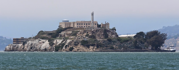 Spirit of California ALCATRAZ