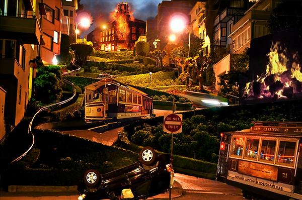 Spirit of California SAN FRANCISCO CABLE CAR Ride