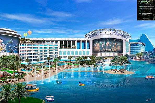 Spirit of California Hotel & Convention Center