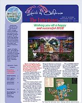 The Entertainer Newsletter December  2017