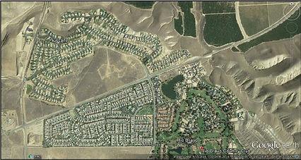 1000 Acre sub division in Bakersfield CA