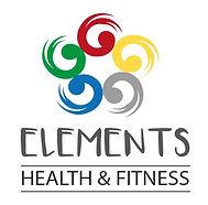 Elements Health & Fitness Logo 2 Upright
