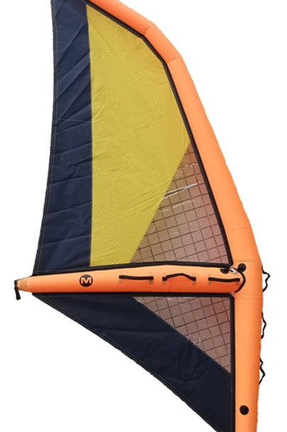 Inflatable Windsurfing Sail