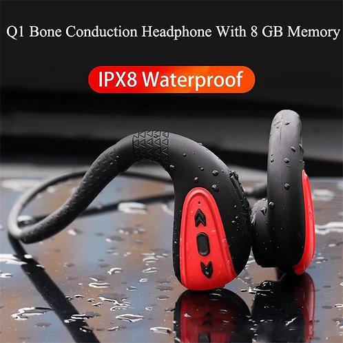 Waterproof Bone Conduction Sports Headset