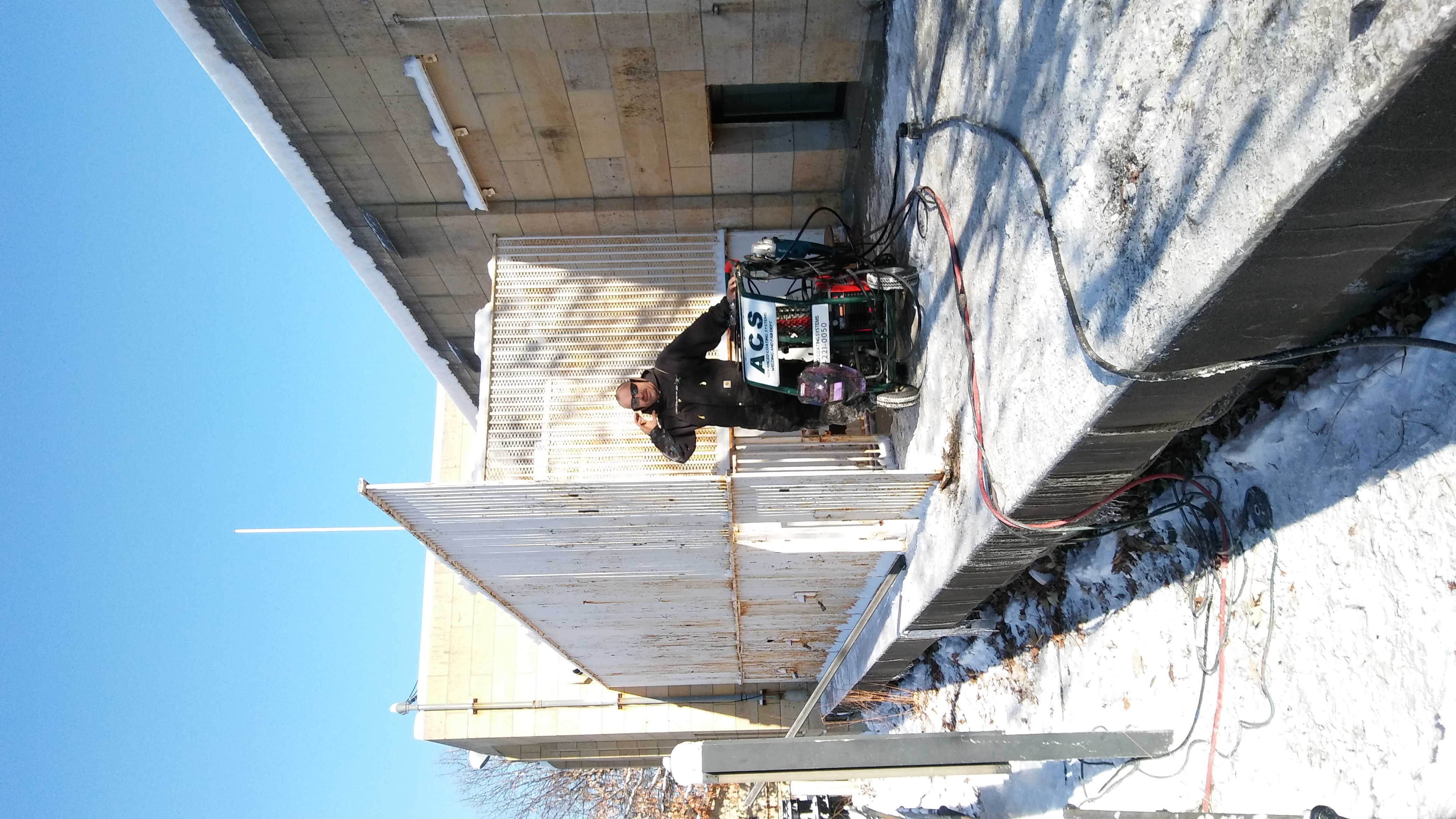 Advanced Coating Systems Welding