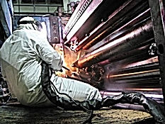 Dry Ice Blasting, Cleaning