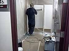 Advanced Coating Systems On-Site Painting