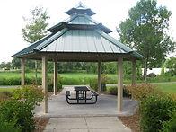 Refinished Pavilion