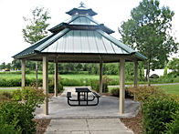 Refinished Pavilion