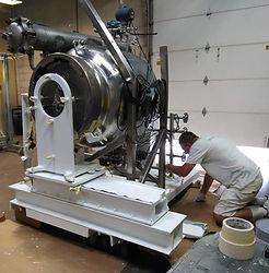 Machine Painting